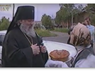 2001 год. Визит Архиепископа Мануила на Север Карелии