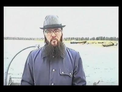 1995 год. Миссионерская поездка в Лоухский район игумена Феофана Щелкунова