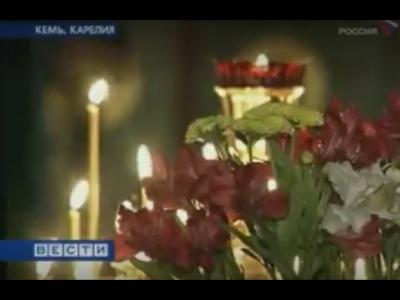 2008 год. Молитвы под сводами бывшей тюрьмы. Репортаж «Вести»