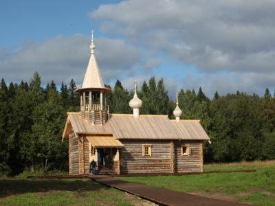 Репортаж «Россия 24 Карелия» о возрождении Клименецкого Свято-Троицкого монастыря