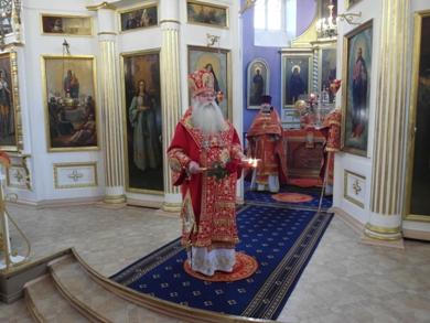 Проповедь митрополита Константина в Неделю 5-ю по Пасхе, о самаряныне. 17.05.20
