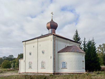 В Клименецком монастыре завершилась реставрация храма Захарии и Елисаветы